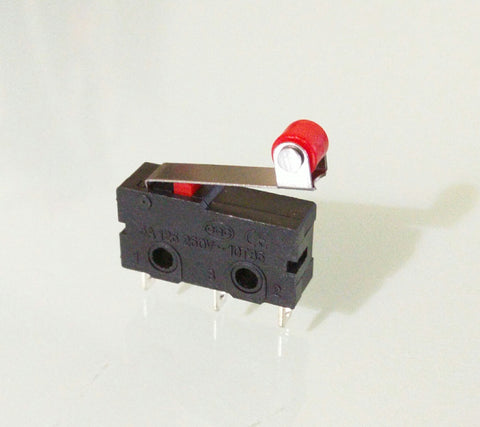 Roller Limit Switch, Endstop.