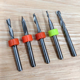 "1/8"" Endmill Variety Pack"