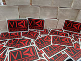 Logo Sticker - Matte