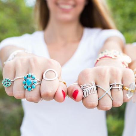Assorted Ring Styles