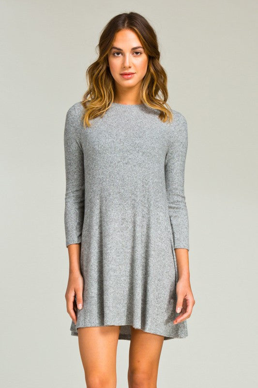 Warm and Cozy Dress