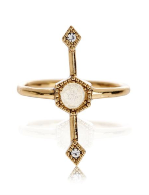 Full Bloom Statement ring