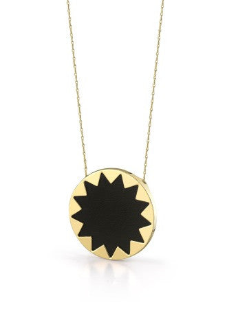 House of Harlow large sunburst necklace