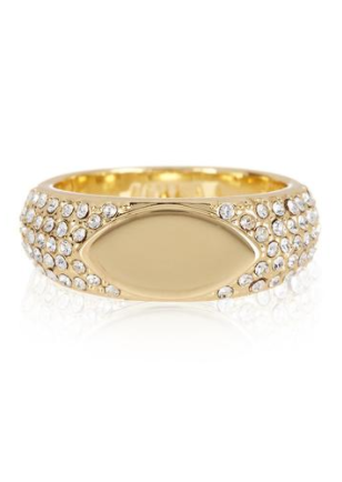 Marquise signet ring