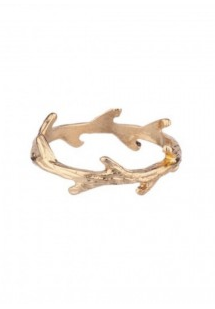 Branch Midi Pinky Ring