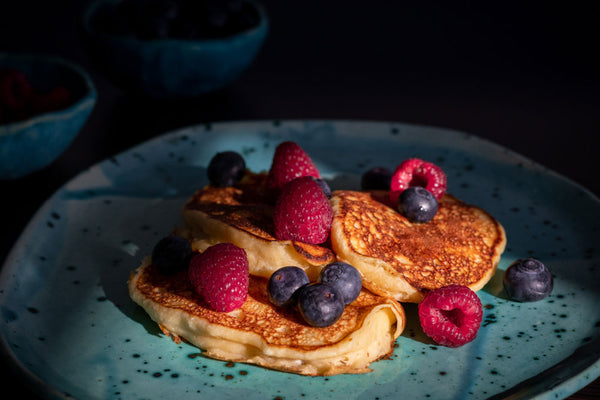 Healthy Pancakes Recipe Without Wheat Flour