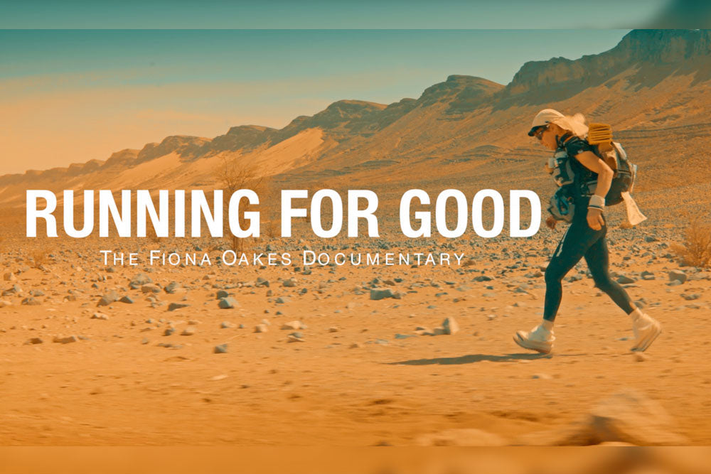RUNNING FOR GOOD: The Fiona Oakes Documentary (2018)