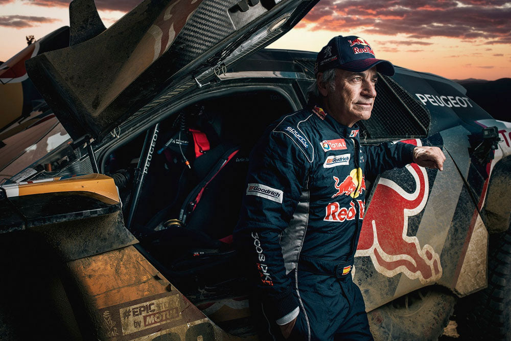 Carlos Sainz Cenamor: The best Spanish Rally driver in history.