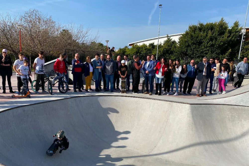 Optimum Hispania Skatepark