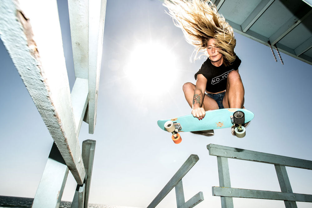 The 10 most beautiful and talented skaters on Instagram