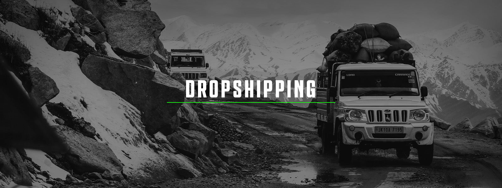 Dropshipping The Indian Face