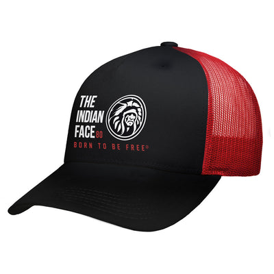 Gorra Free Soul Black and red