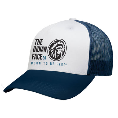 Gorra Free Soul White and blue