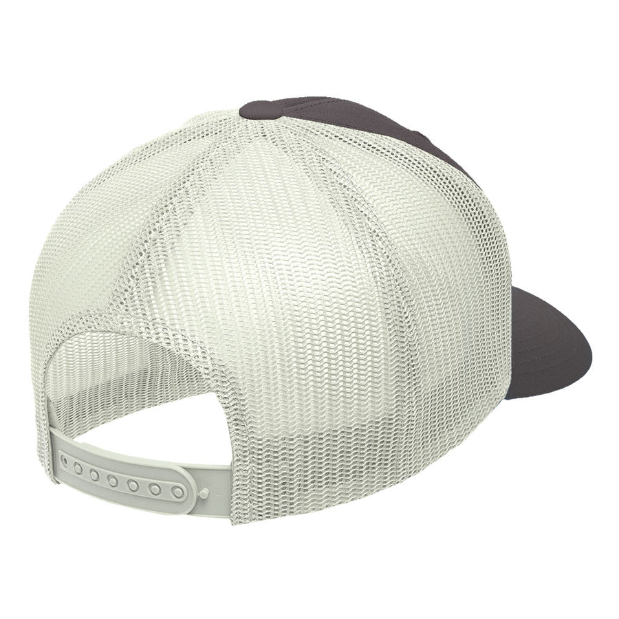 Gorra Born to Wakeboard Grey and white
