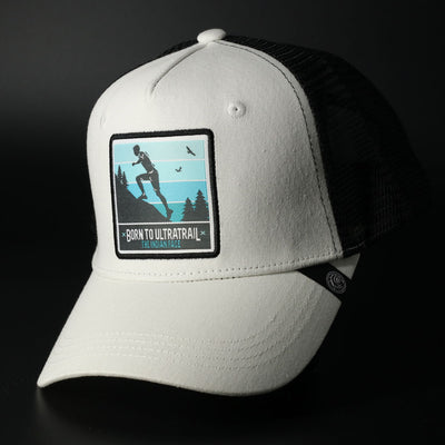 Born to Ultratrail White / Black