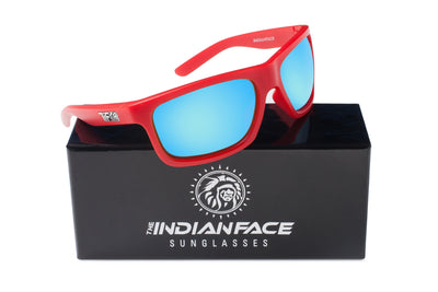 Gafas de Sol Adrenaline Style Red - Gafas de Sol - The Indian Face