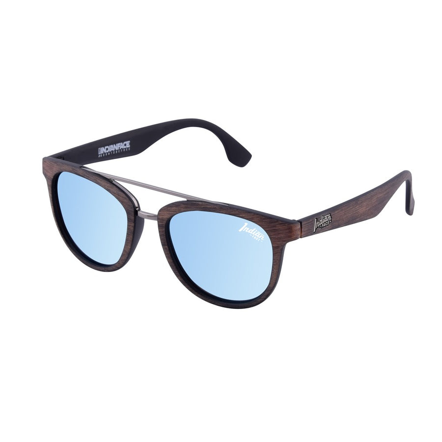 Gafas de Sol Polarizadas Noosa Brown Wooden 24-014-09