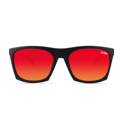 Gafas de Sol Barrel Black / Red