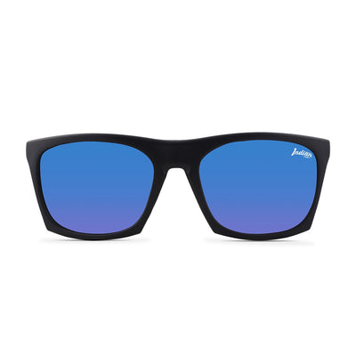 Gafas de Sol Barrel Black / Blue