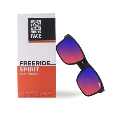 Freeride Spirit Black / Red