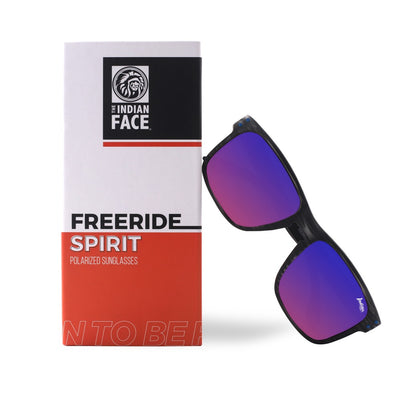 Freeride Spirit Grey / Red