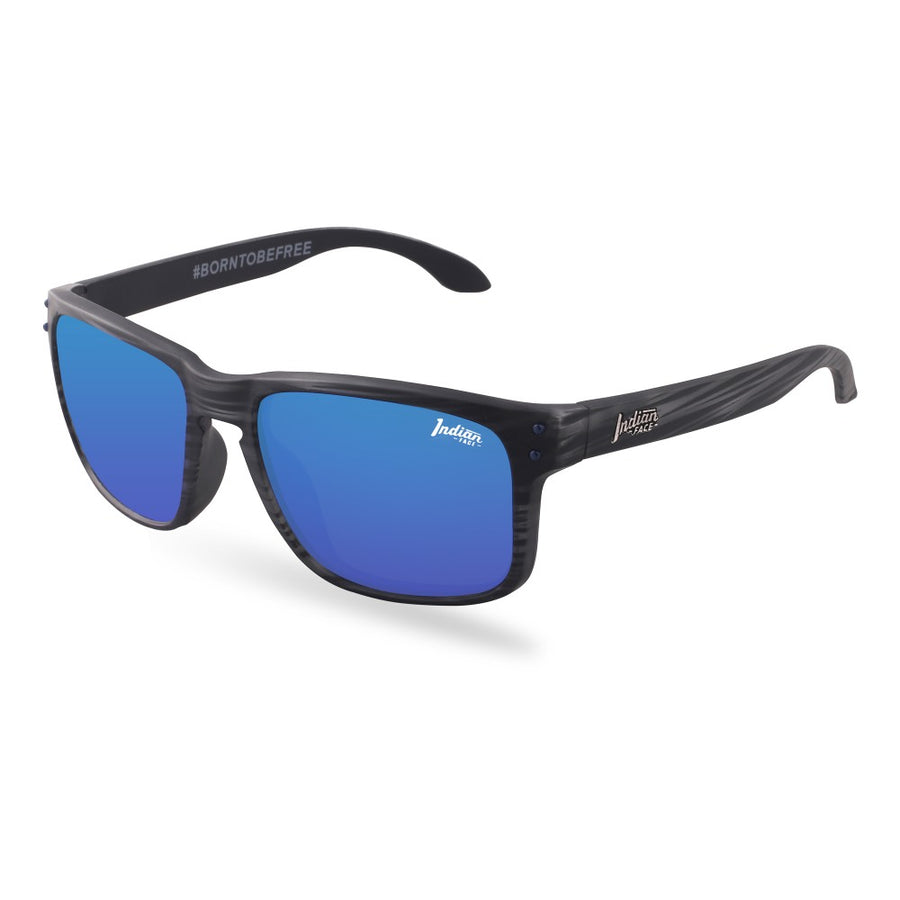 Gafas de Sol Freeride Spirit Grey / Blue