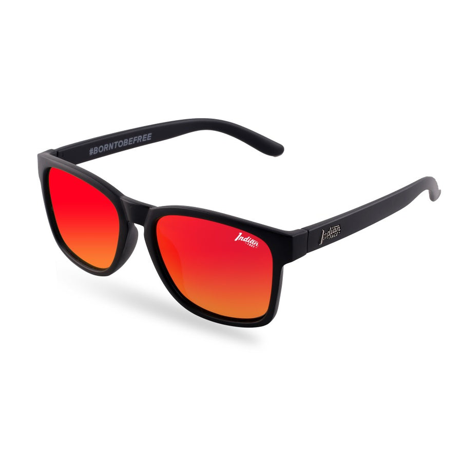 Gafas de Sol Free Spirit Black / Red