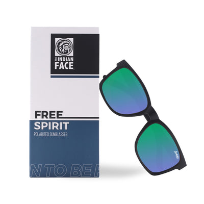Free Spirit Black / Green