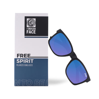 Free Spirit Black / Blue