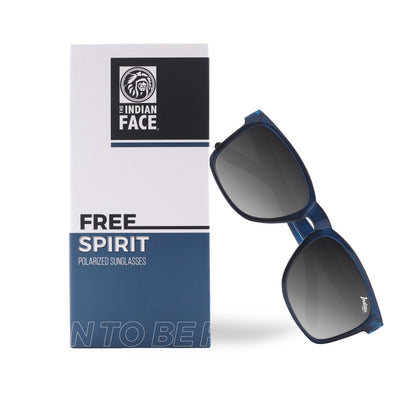 Free Spirit Blue / Black