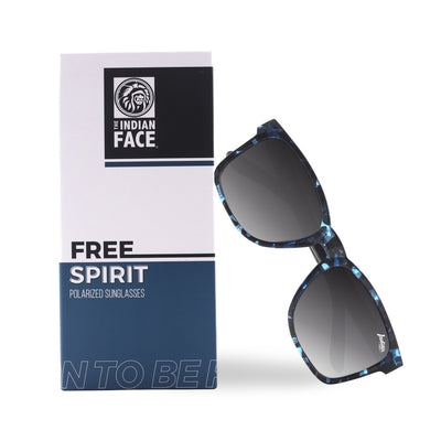 Free Spirit Blue Tortoise / Black