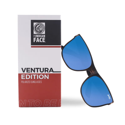 Ventura Brown / Blue