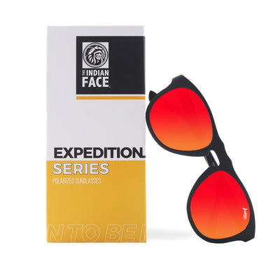 Expedition Black / Red