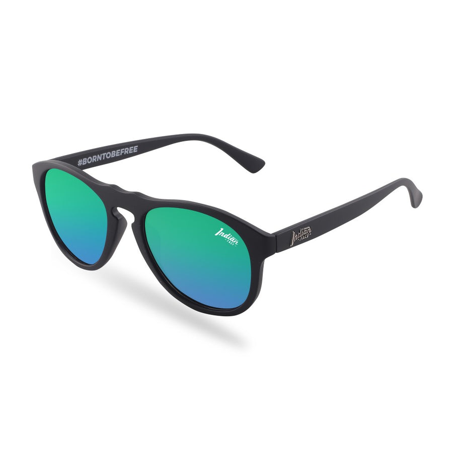 Gafas de Sol Expedition Black / Green