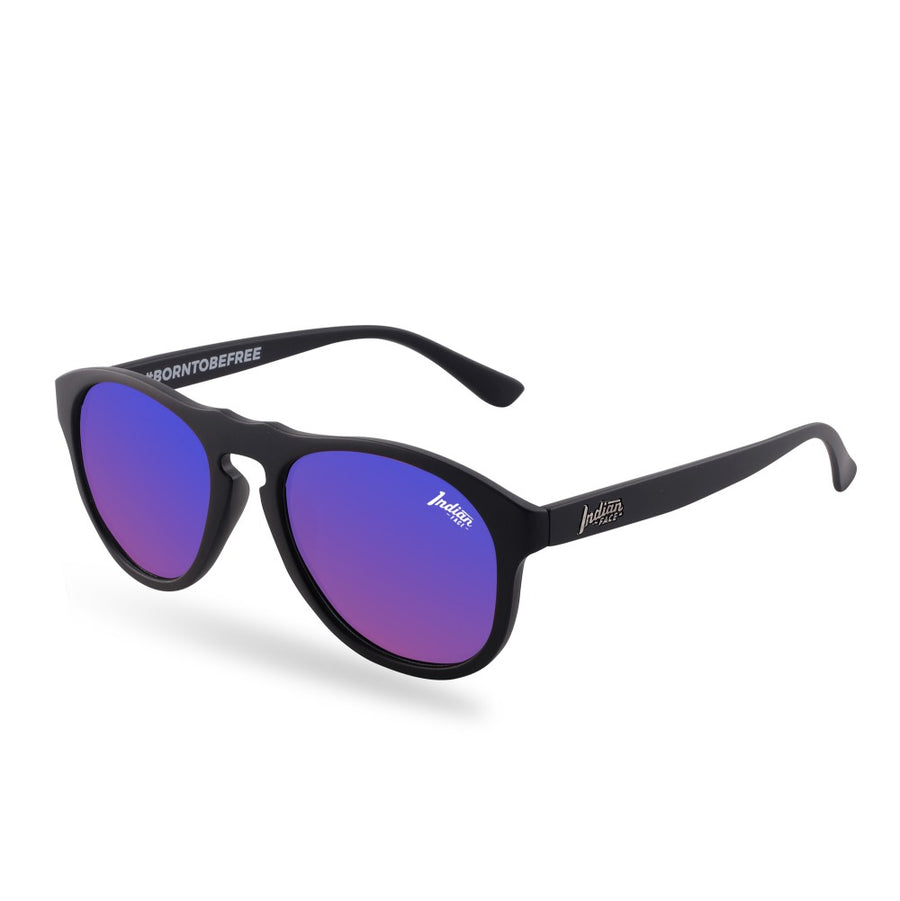 Gafas de Sol Expedition Black / Light Red