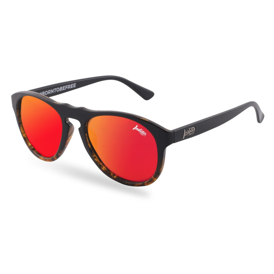 Gafas de Sol Expedition Tortoise / Red