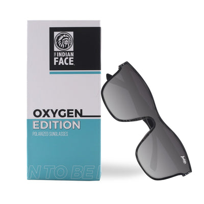 Oxygen Edition Grey / Black