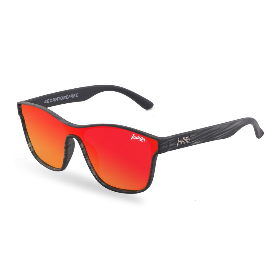 Gafas de Sol Oxygen Edition Grey / Red