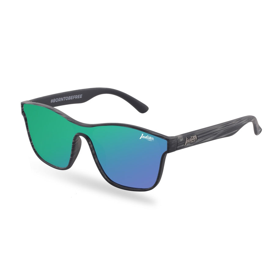 Gafas de Sol Oxygen Edition Grey / Green