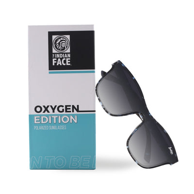 Oxygen Edition Blue Tortoise / Black