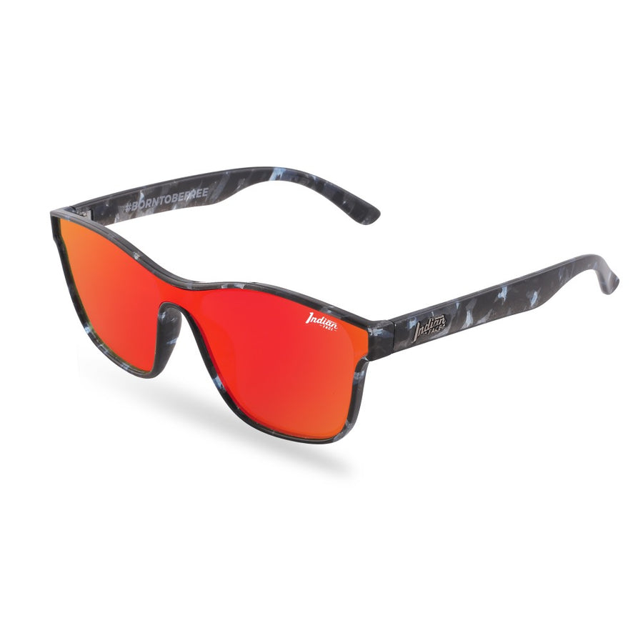 Gafas de Sol Oxygen Edition Blue Tortoise / Red