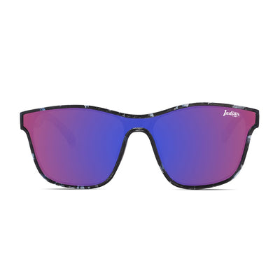 occhiali da sole Oxygen Edizione Blue Tortoise / Light Red