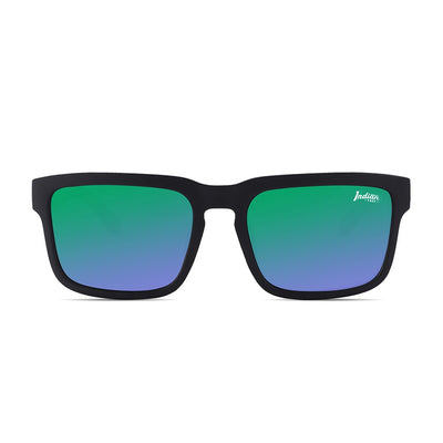 Gafas de Sol Polar Black / Green