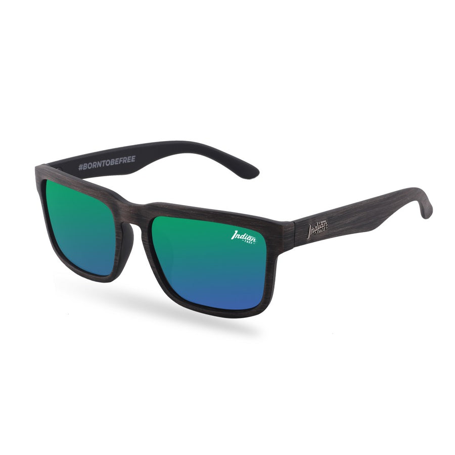 Gafas de Sol Polar Wood / Green