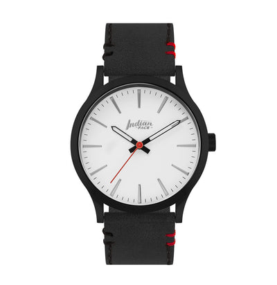 Reloj Latitude Black and White 25-001-01