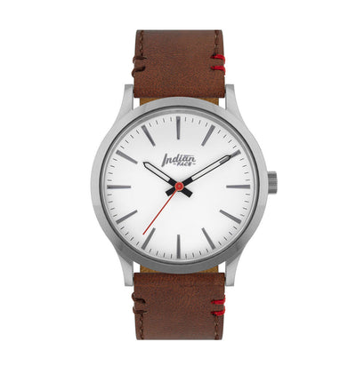 Reloj Latitude Silver and White 25-001-05