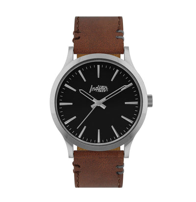 Reloj Latitude Silver and Black 25-001-08