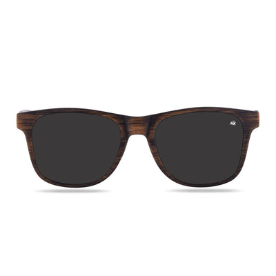 Gafas de Sol Polarizadas Kailani Brown Wood HK-003-08