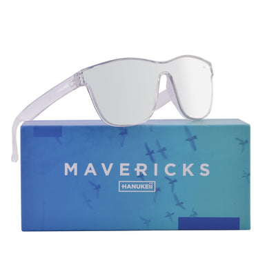Mavericks Cristal transparente