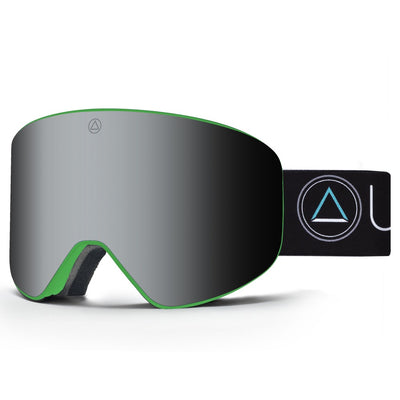 Gafas de Esqui Avalanche Green Northern Lights UL-004-05